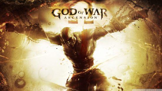 《战神:升天》游戏壁纸