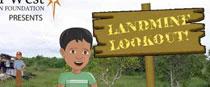 游戏教儿童如何躲避地雷
