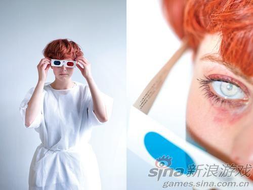 3D眼镜很伤眼