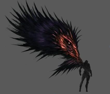 孔雀明王逆袭 恶魔之翼降临图片