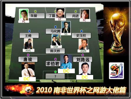 新浪游戏_中国网游大佬血战世界杯之铁血后卫