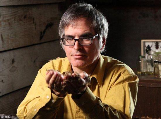 美国男子11年吃5000只虫子
