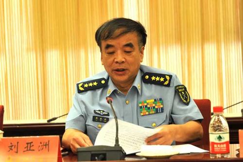 刘亚洲上将谈888真人客户端战斗:制度·战微·信奉·鼎祚