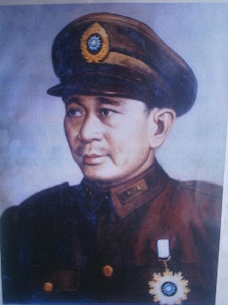 孙元良(1904-2007)将军是黄埔一期生,先后参加两次淞沪抗日战役,阻止日军北上之独山战役,是当年名声显赫的抗日将领。