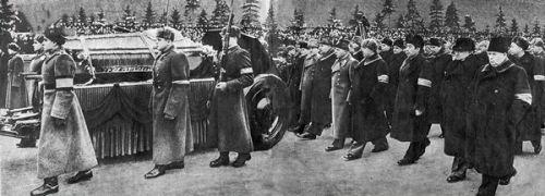 斯大林的葬礼。