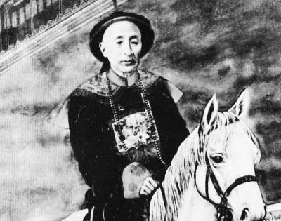晚清,盛宣怀被格外加恩在紫禁城骑马