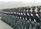 受阅部队在各自驻地举行誓师大会