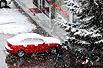 实拍:兰州三月满天雪花(图)