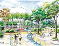 珠江御景 实景图 广场