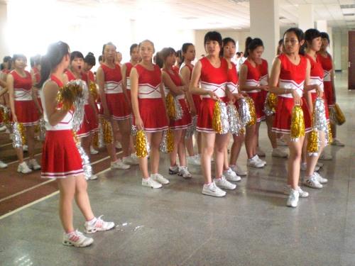 八人舞蹈队形设计图片展示