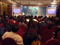 第六届中国百货业高峰论坛现场