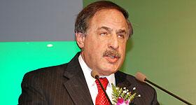 国际购物中心协会副总裁 Marvin Morrison