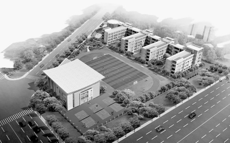 南宁市五象新区两年内建成10所中小学图片
