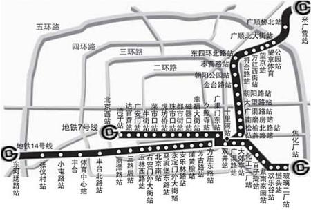 地铁7号线9月全面开工 沿线最热楼盘搜索