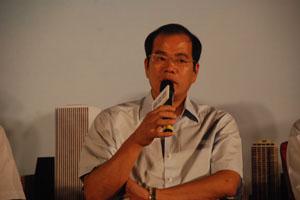 金都集团副总裁俞雪华: 从人文的角度执行低碳理念