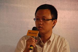 新浪乐居北京地区总经理唐亮:新浪乐居愿与地产企业共搭低碳平台