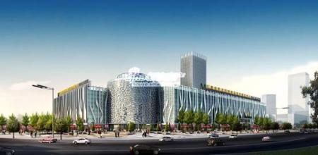 内部建设有20万平方米的铂金级公寓,凭借block街区的开放式规划理念图片