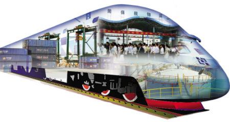 作为开发主体 虎门港集团公司重点经营四大板块