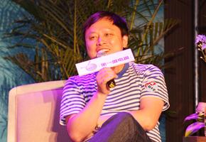 搜狐公司副总裁、原凤凰卫视执行台长 刘春