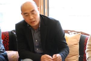 中凯副总裁王建新