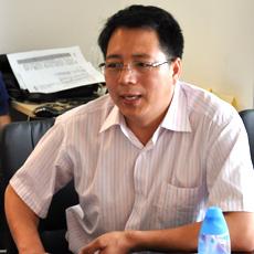 北京海林节能设备公司市场总监 刘哲