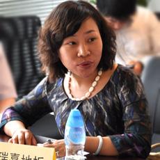 瑞嘉地板品牌总监 刘宇