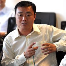 中惠地热北京分公司总经理 杨志威