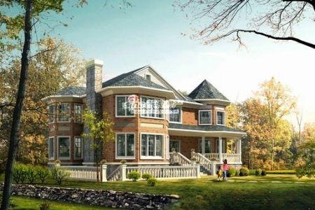 两层房屋设计图 农村展示