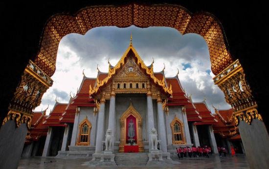 景观设计国外风格 泛东南亚