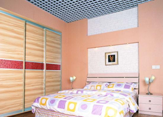 家居单品设计:衣柜装修效果图(6)