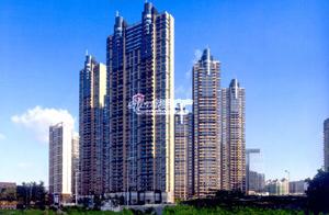 粤海丽江花园:毛坯3.8万元/平