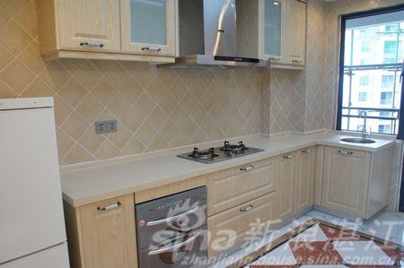 176平米样板房厨房