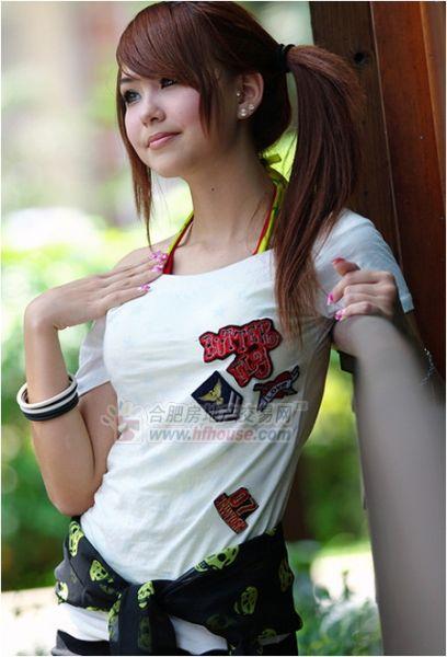 周杰伦18岁女友昆凌-周杰伦恋上18岁嫩模昆凌 豪宅值3亿图片