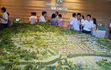 考察团第一站:华润石梅湾项目
