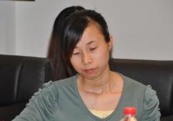 天辰TCBCI市场部 董笑惠智能家居应成为提供一种服务