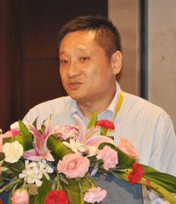 可耐福南方区商务总监 宁涛石膏成就绿色建筑梦想