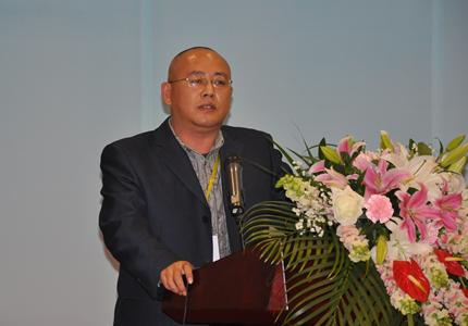 深圳宝航建设工程有限公司副总经理 黄兵