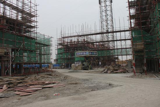 2011年舟山保障房完成情况