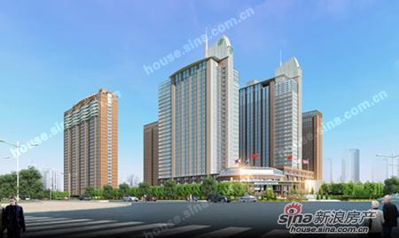 引领未来通乾拉菲 淄博首席国际5e甲级写字楼