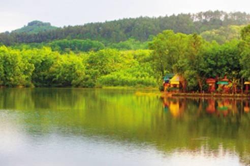 水色旅游度假风景区,卧龙山旅游度假区,洪斗坡白鹭鸟乐园,深田湖避暑