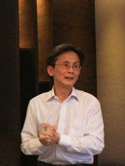 广发期货香港副总经理 丁世民