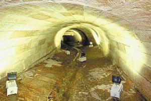 罗马的排水系统2500多年后还在用