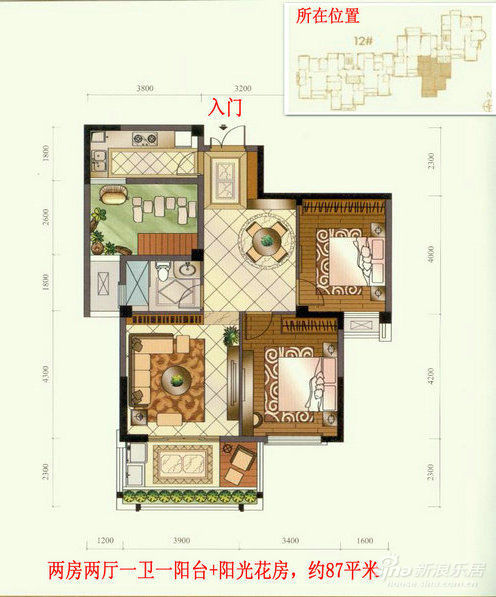 花房设计平面图