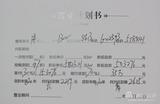 永鸿国际文化城86㎡置业计划 20贷月供2625元