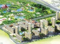 北京华侨城 规划图 规划图