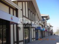 珠江御景 实景图 商街