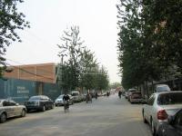 华尔街观典 实景图 楼盘附近公路