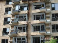 北京华侨城 实景图 外观施工