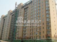 北京华侨城 实景图 楼体