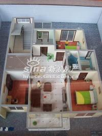新龙城 实景图 户型模型